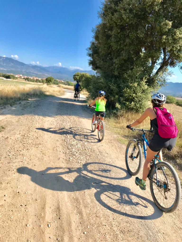 Ruta en bicicleta pel Berguedà